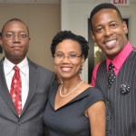 Hot List Honorees with Lawyers Of Color Midwest Representative Darryl Anderson