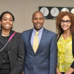 Quarles Partner Steven Hunt with Honorees