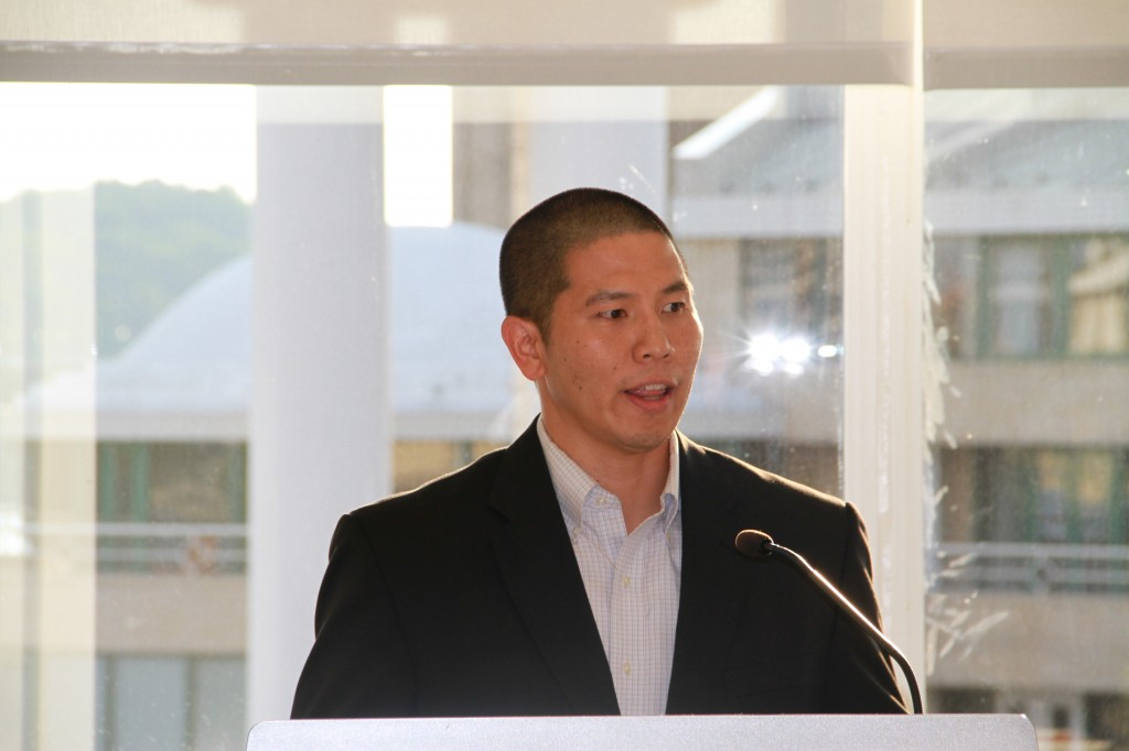 Hot List Honoree Steven Chang